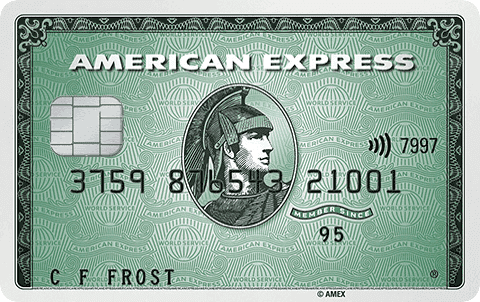 Amex Green Kreditkort