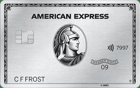 Amex Platinum Kreditkort