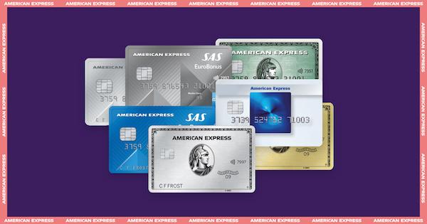Välkomsterbjudanden American Express Nykund