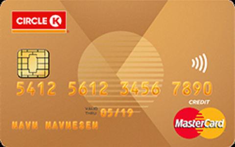 Tankkort Circle K Kreditkort