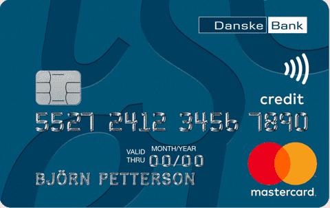 Kreditkort Ungdom Danskebank