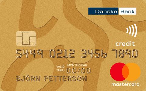 Kreditkort Guld Danskebank