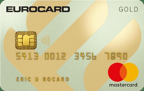 Jämför Kreditkort Eurocard Gold