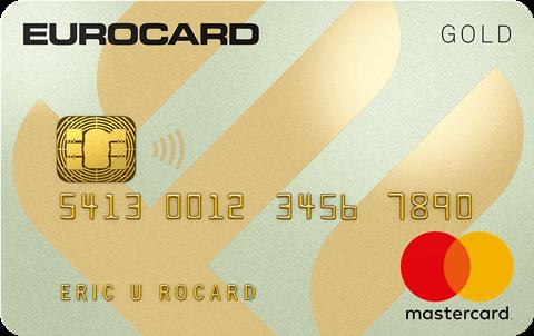 Kreditkort Eurocard Gold