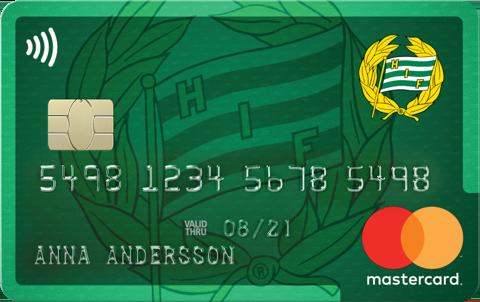 Hammarby IF Kort Kreditkort