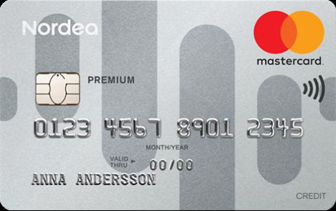 Premium Kreditkort från Nordea