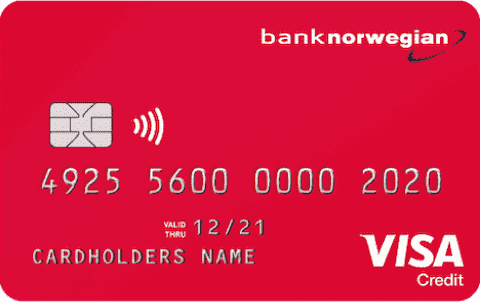 Jämför Kreditkort Norwegian Kreditkort