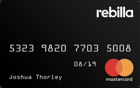 Rebilla Kreditkort Cashback