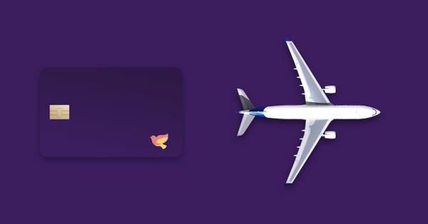 Tjäna resa kreditkort