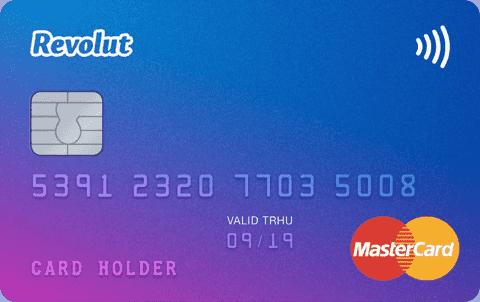 Jämför Kreditkort Revolut Standard